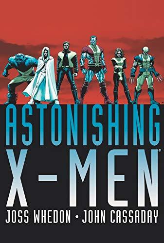 Astonishing X-Men by Joss Whedon & John Cassaday Omnibus by Marvel