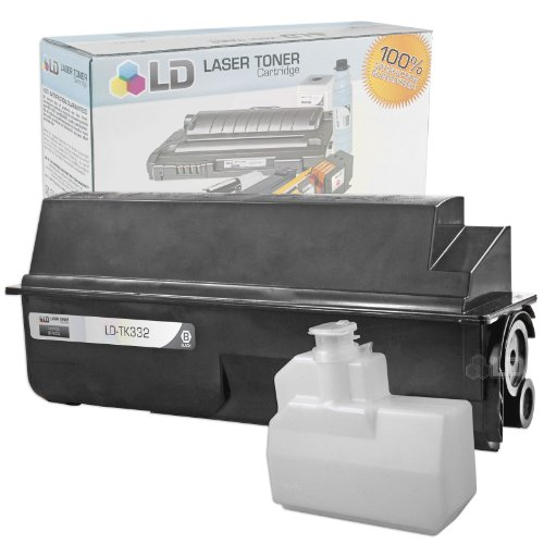 (LD Compatible Toner Cartridge Replacement for Kyocera Mita TK-332 FS-4000DN Series (Black))