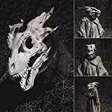 LONEA Movable Dragon/Movable Jaw-Dino Mask Moving