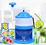 NUO-Z Manual Ice Crusher,Snow Cone Maker - Slushie Machine