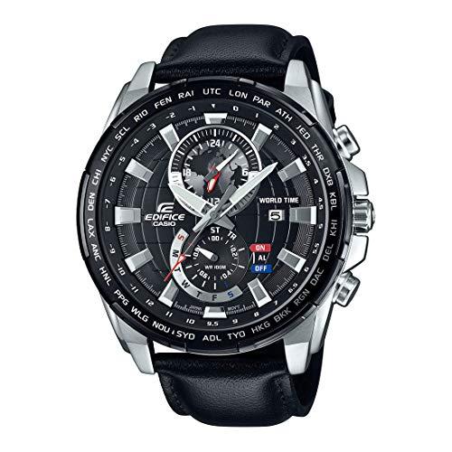 Casio Edifice Chronograph Black Dial Men's Watch   EFR 550L 1AVUDF EX264