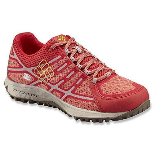 Chaussures Rouge De D'extérieur Iii Rojo Pour Outdry Columbia Sport Conspiracy Femme 1wCgtt
