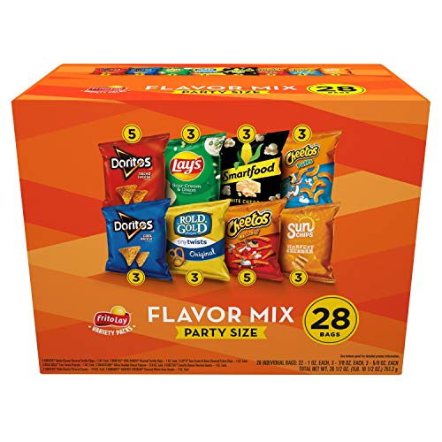 Image of Frito-Lay Variety Pack, Flavor Mix (28 Pack)