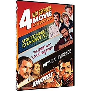 Burt Reynolds Collection - 4 Movie Set (2018)