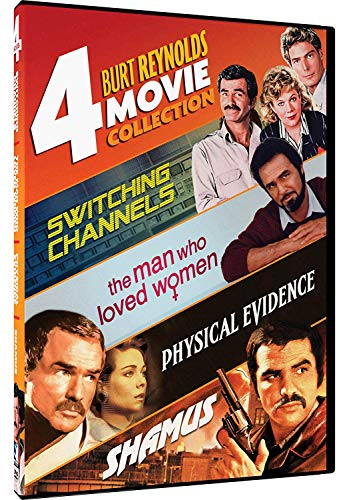 Burt Reynolds Collection Movie Set product image