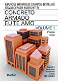 capa de Concreto Armado - Eu te amo (Volume 1)