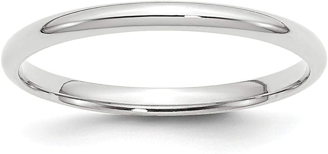 Jewelry Best Seller 14KW 5mm LTW Comfort Fit Band Size 11.5