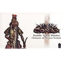 Asmodee MOCON08FR - Conan - Chasseurs de Sorcières Kushites
