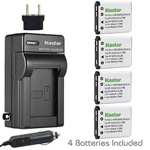 digital camera batteries - 5