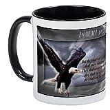 CafePress - ISAIAH 40:31 Mug - Unique Coffee Mug, Coffee Cup