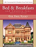 Bed & Breakfast and Country Inns, 25th Edition (American Historic Inns)