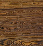 Bocote Wood Knife Scales by Woodchucks Wood