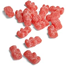 Jelly Belly Unbearably Hot Cinnamon Bears, 10-Pound Bag