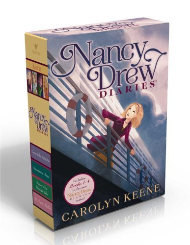 Nancy Drew Diaries: Curse Of The Arctic Star;