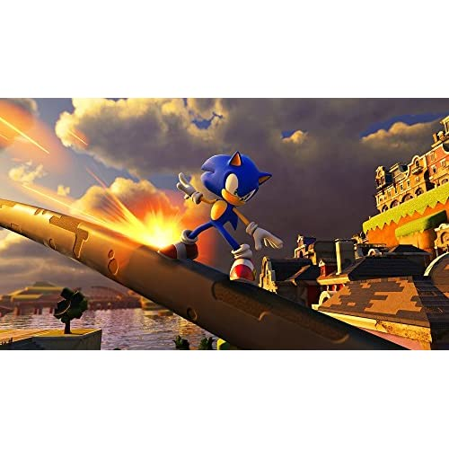Sonic Forces: Standard Edition - Playstation 4