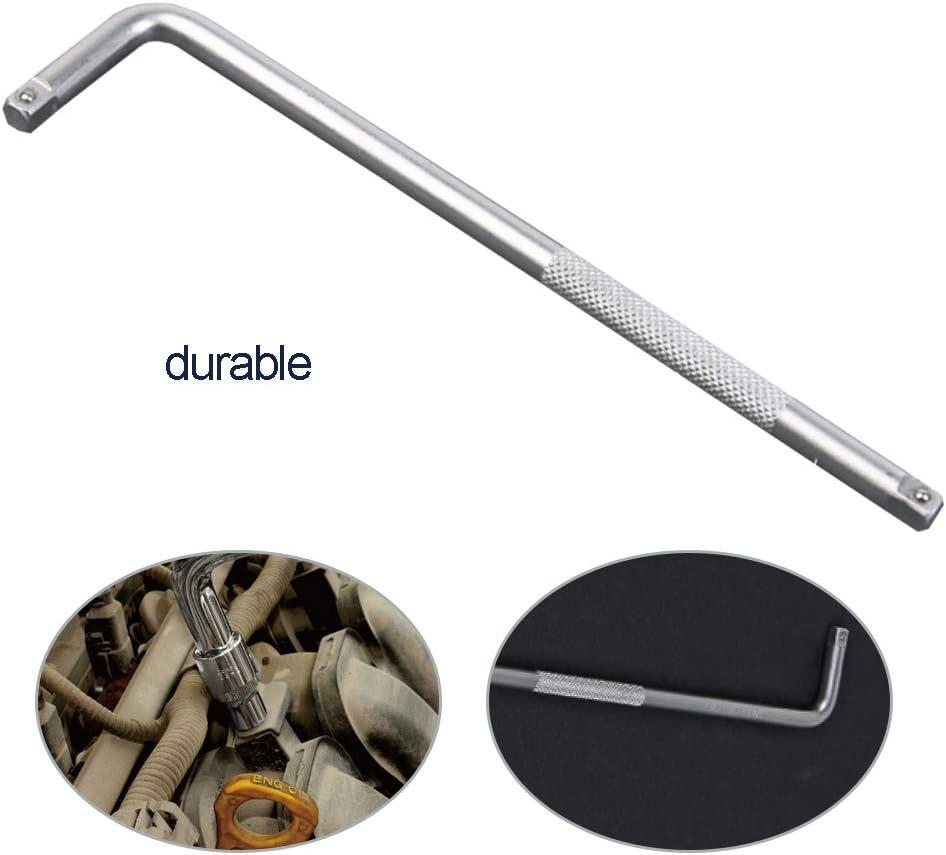 90 Degr/és Angle L-cl/é 6.3mm /À Commande Manuelle Cl/é L Style Cl/é Outil Maniable Pour L/électronique 1pc