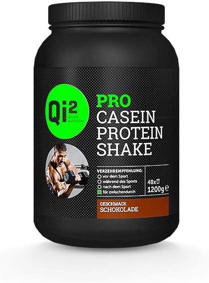 Pro Caseína proteína Shake 1800 g: Amazon.es: Salud y cuidado ...