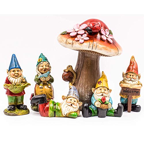 Used, Miniature Fairy Garden Houses, Fairies, Figurines, for sale  Delivered anywhere in USA