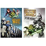 Star Wars Clone Wars: Complete Series Seasons 1-6 DVD Box Set