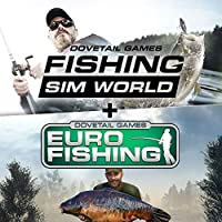 Fishing SIM World + Euro Fishing - PS4 [Digital Code]