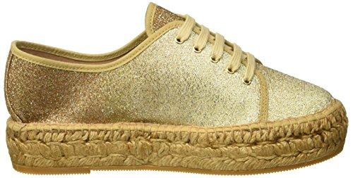 Glitter Donna Sneaker Oro Fabric Guess Basse PwBBF