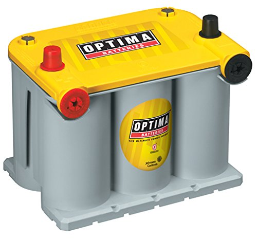 Optima Batteries 8042-218 D75/25 YellowTop Dual Purpose Battery (Car Battery Maxima 1998 compare prices)