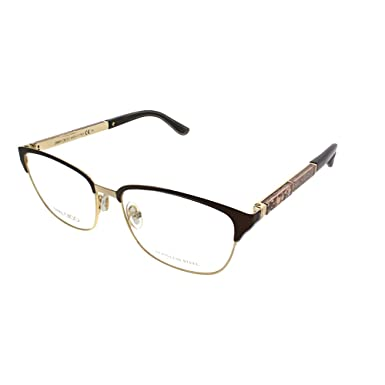 d3dc085476f5 Image Unavailable. Image not available for. Color  Jimmy Choo JC 192 4IN Matte  Brown ...