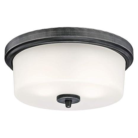 Westinghouse 63251 Lámpara de Techo de 33 cm para Interiores ...