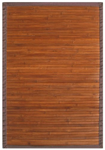 outdoor bamboo rug - 8
