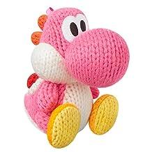amiibo Pink Yarn Yoshi (Yoshi's Woolly World Series)