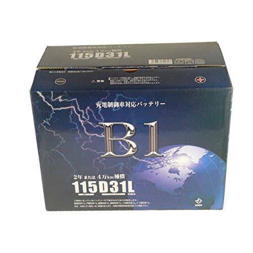 B1 バッテリー 115D31L 00/07~04/06 タイタン KK-WH65T B01M18F2GB
