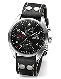 Laco Monte Carlo Valjoux 7750 Swiss Automatic Chronograph with Sapphire Crystal 861815