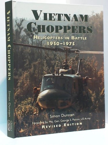 Vietnam Choppers: Helicopters in Battle 1950-75 by Brand: Osprey