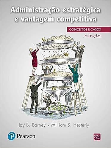 Pdf vantagem barney competitiva e administracao estrategica