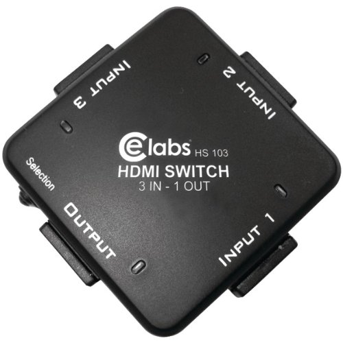 Buy ce labs hs103 auto hdmi switcher 3-in 1-out