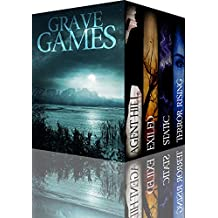 Grave Games: A Collection Of Riveting Suspense Thrillers