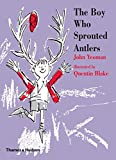 Image of The Boy Who Sprouted Antlers