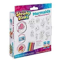 Shrinky Dinks Minis Mermaids Kids Art an...