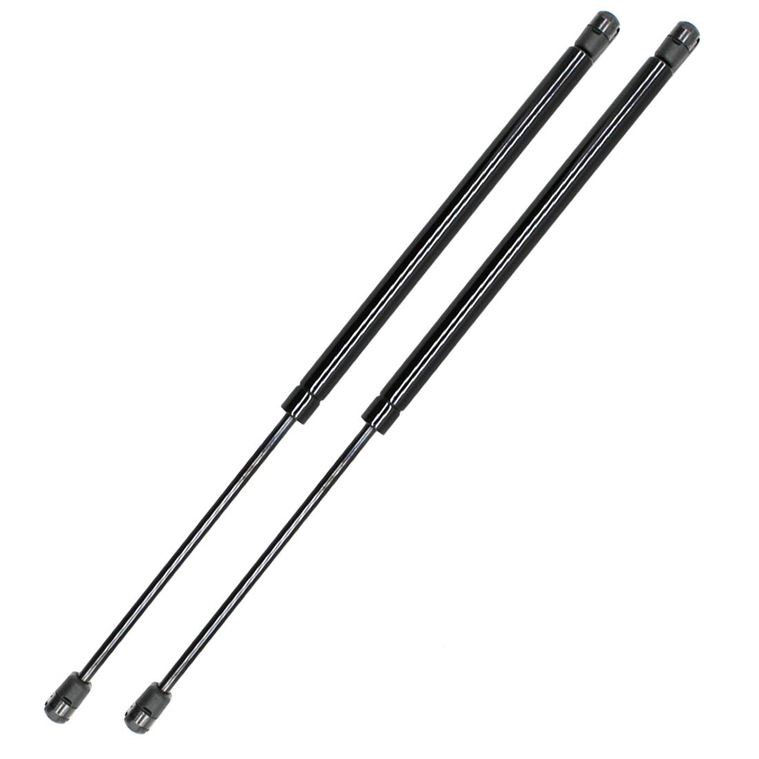 HZTWFC 2 piezas Muelles traseros traseros Amortiguador de arranque Soporte de elevaci/ón de resorte de gas 81 587 OEM # 51247148902