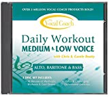 Vocal Coach: Daily Workout - Medium & Low Voice