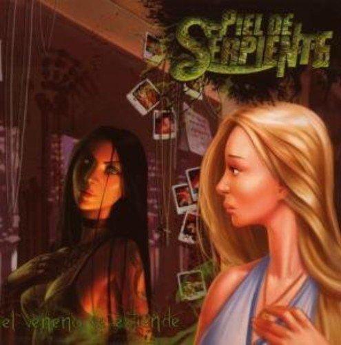 Piel de Serpiente - El Veneno Se Extiende (CD)