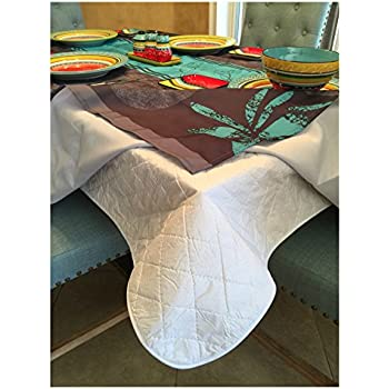 Amazon.com: Quilted Table Pad: Home & Kitchen
