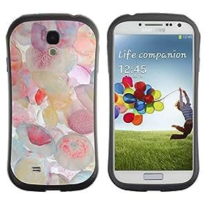 Suave TPU GEL Carcasa Funda Silicona Blando Estuche Caso de protección (para) Samsung Galaxy S4 I9500 / CECELL Phone case / / Jellyfish Pastel Colors Sea /