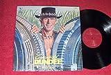 Crocodile Dundee: Soundtrack Lp (1986) [Vinyl] PETER BEST