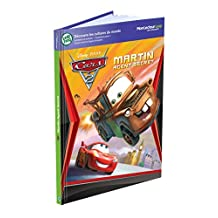 LeapFrog Tag Book: Disney Cars 2 (Version Franaise)