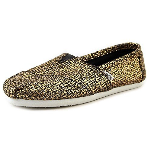 Toms Classics Bronze Glitter Wool 10006163 Women's 11