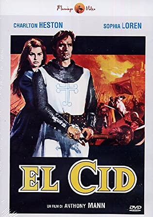 Cid (El): Amazon co uk: John Fraser, Charlton Heston