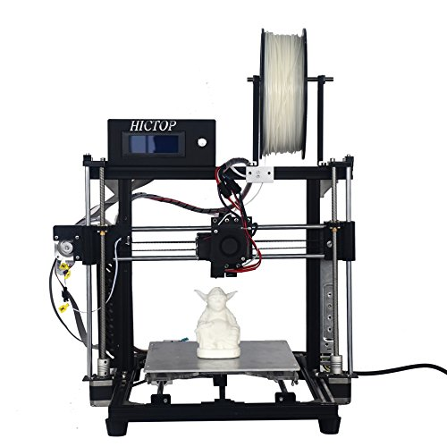 HICTOP-Auto-Leveling-3D-Printer-with-Filament-Monitor-Unassembled-Desktop-Prusa-I3-3D-Printing-Print-Capacity-of-106-x-83-x-72-Filament-Not-Included
