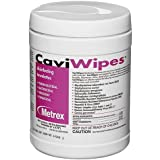 Metrex 13-1100 CaviWipes Disinfecting Towelettes (Pack of 12)
