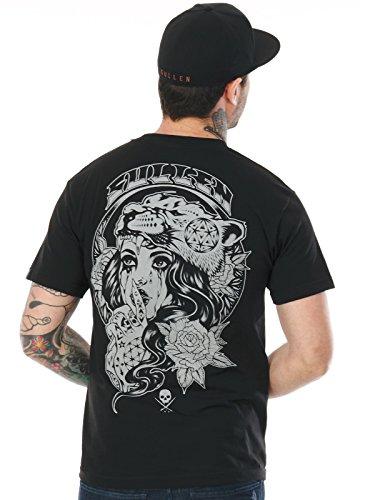 Sullen T-Shirt Sacred Oath Schwarz